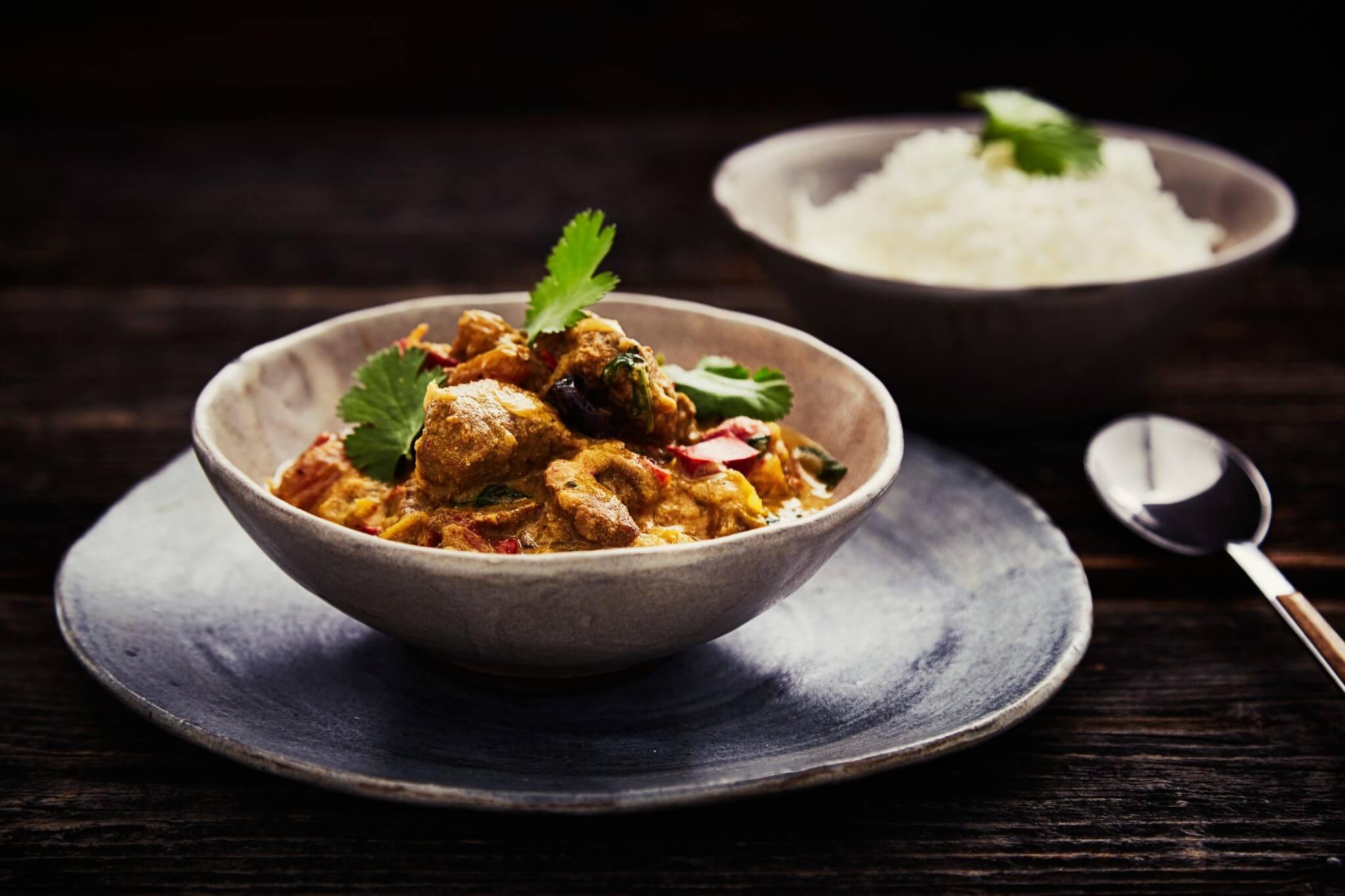 Video Przepis - Indyjskie Curry Wieprzowe