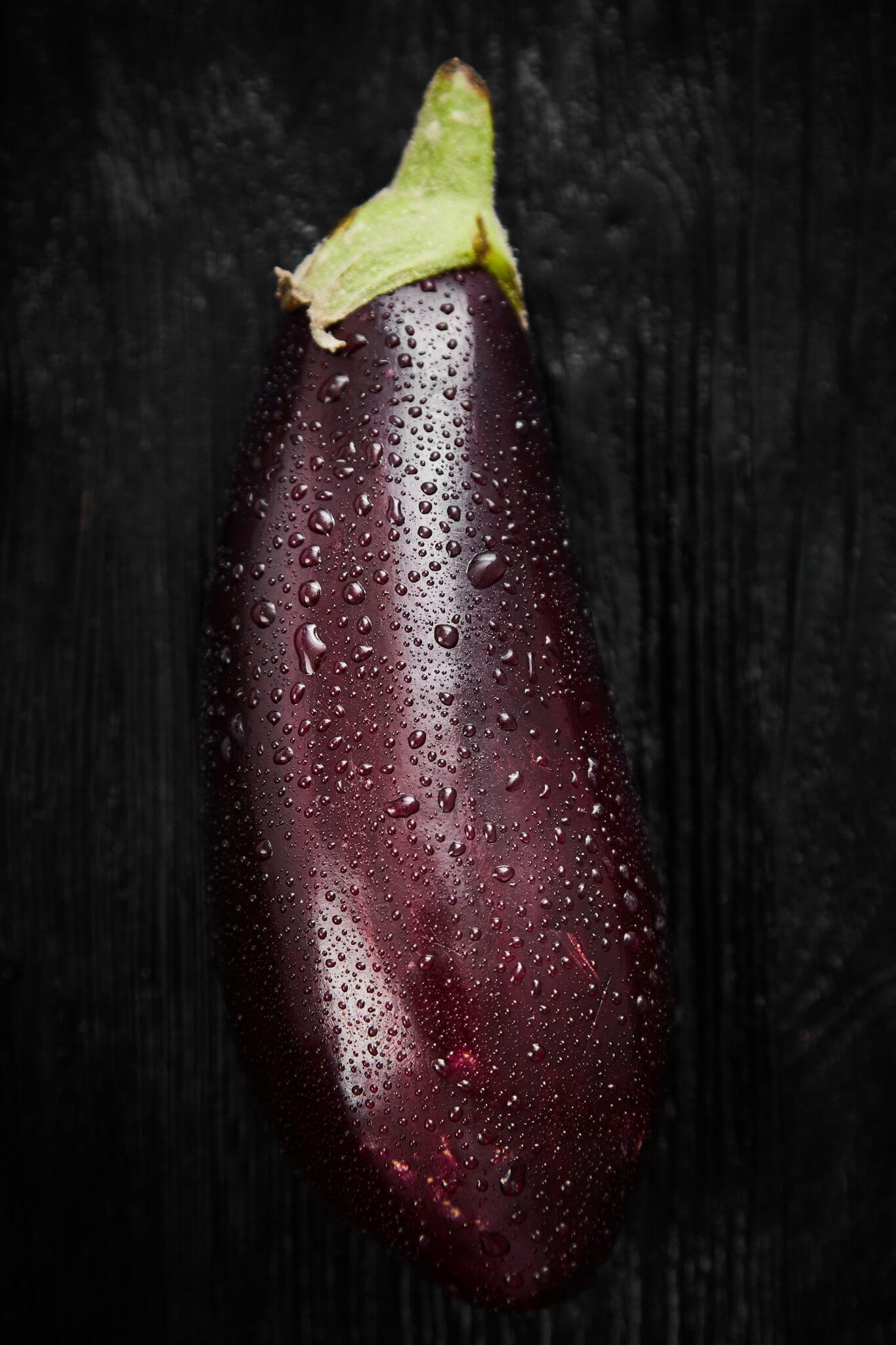 Teoria - Warzywa - Bakłażan