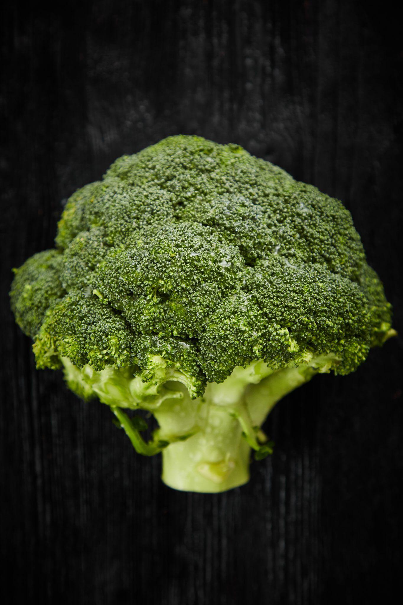 Teoria - Warzywa - Brokuł