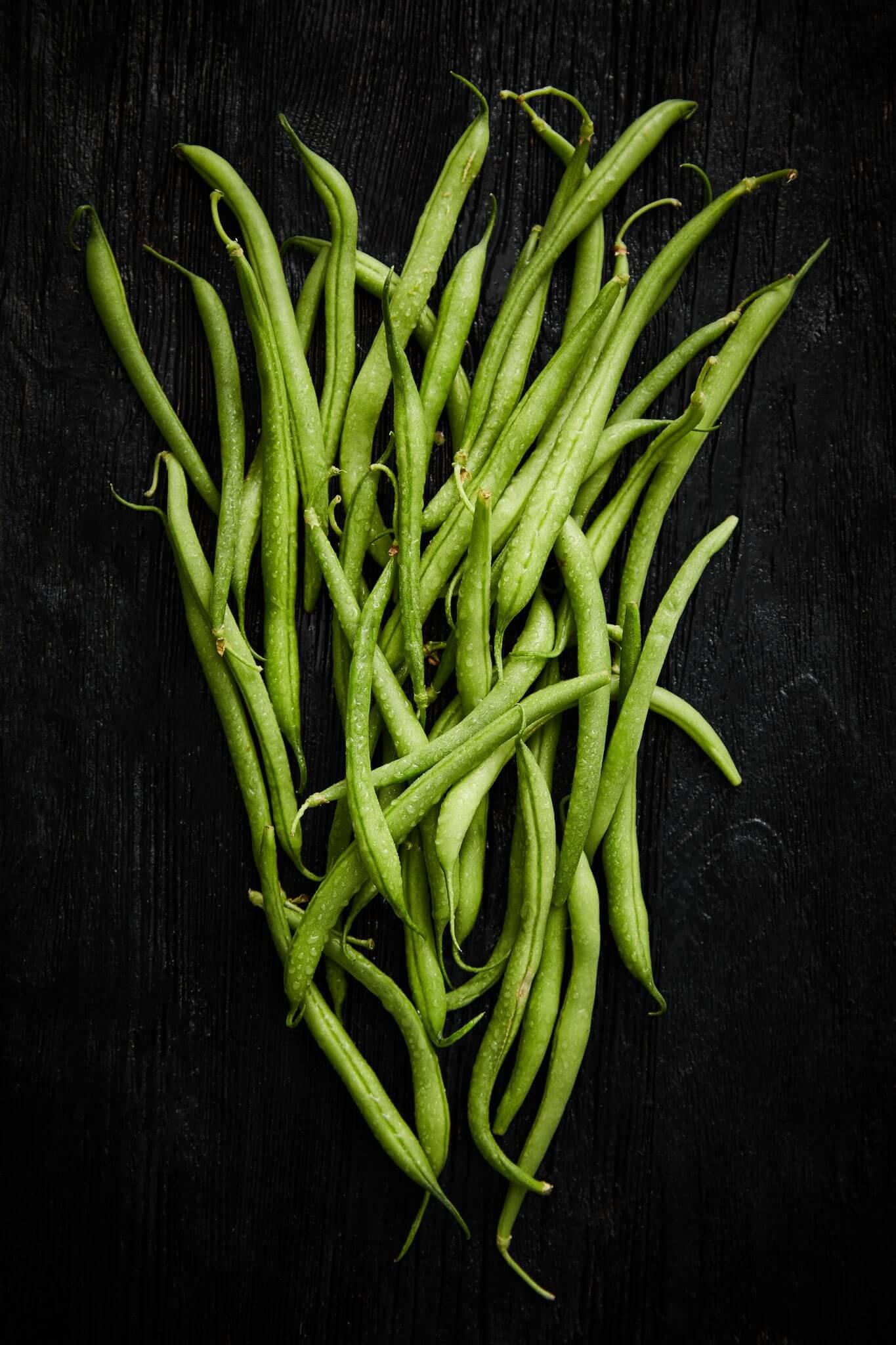 Teoria - Warzywa - Fasola szparagowa