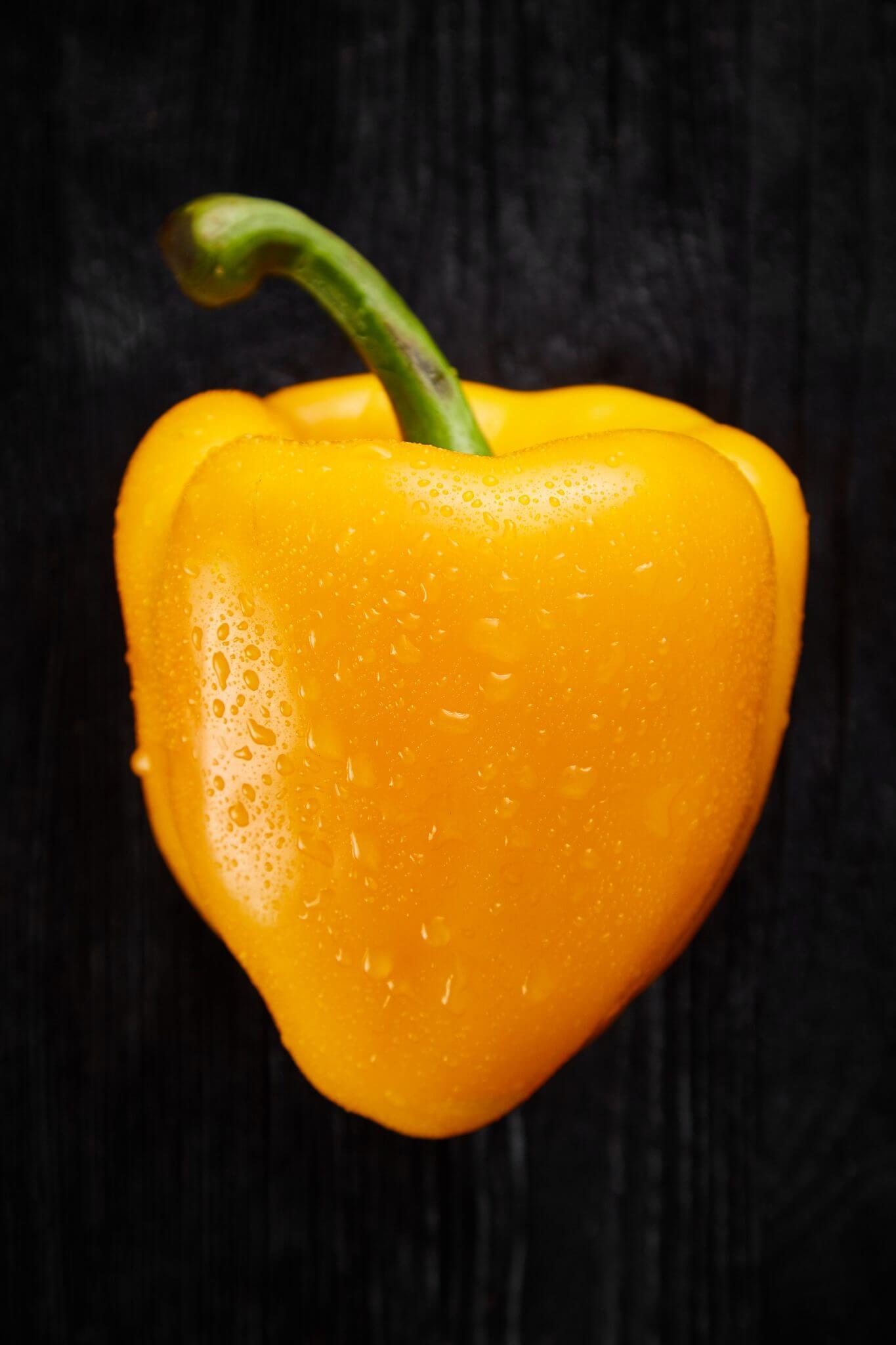 Teoria - Warzywa - Papryka
