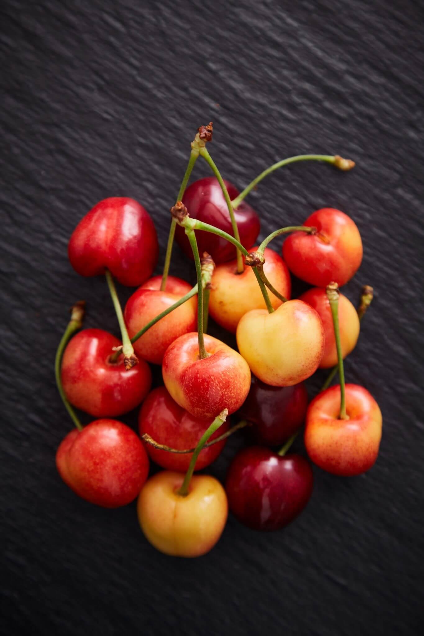 Teoria - Owoce - Czereśnie